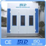 Middle Configuration Spray Booth for Sale