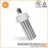 Fin Shape Heat Sink 10400lm 80W LED Corn Bulb