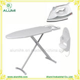 Hotel Stable Ironing Table with Steam Iron and Iron Holder