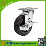 Mold on Rubber Heavy Duty Industrial Caster