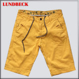 Best Sell Men′s Cotton Shorts in Light Color
