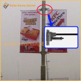Metal Street Light Pole Advertising Sign Stand (BS-BS-037)