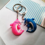 Hot Sales 3D Cartoons PVC Keychain for Promotion Gifts