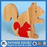 Wooden Squirrel Design for Top Table Decor