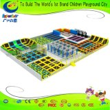China Professional Commercial Superb Big Kids & Adults Trampoline Indoor Park