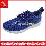 Plain Mesh Breathable Comfort Sports Men Shoes