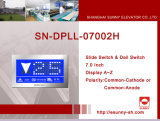 Display LCD for Elevator (SN-DPLL-07002H)