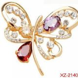 Xz-2140 Hot Sale Diamond Brooch