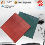 Indoor Rubber Tile, Gym Rubber Tile, Wearing-Resistant Rubber Tile