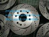 Drilled & Slotted Performance Brake Disc Aftermarket