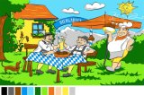 Festival Flag/Advertisement Flag/Decoration Flag/Sports Flag (0701)