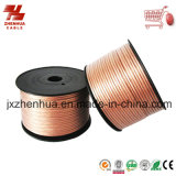 Braiding Ofc Speaker Cable in Bulk 0.75mm 1.0mm 1.5mm 2.5mm