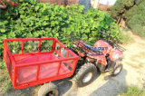 2017 New Model 2-Seat Ce Approved 5kw Electric UTV Farm ATV