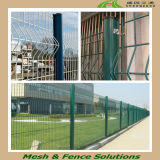 Garden Welded Iron Wire Mesh Fence (DEK-WFP)
