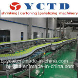 Plastic Bottle Chain Plate Conveyor for Beverage Packaging Line (YCTD)