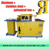 Bwz-C Plastic Letter Making Machine