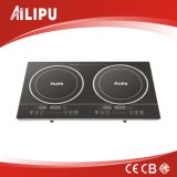 2016 Sensor Touch Control Double Induction Cooker with Timer Function
