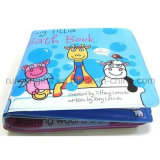 Cartoon PVC Foam Floating Baby Bath Book (BBK024)