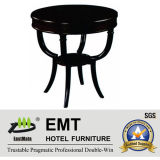 Luxury Newest Design Perfect Piano Lacquer Solid Wood Coffee Table (EMT-CT10)