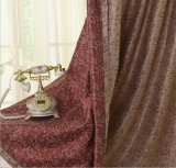 Suede Double-Faced Jacquard Cation Curtain Roman Curtain (MM-134)