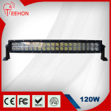 20inch 120W Curved LED Bar Light