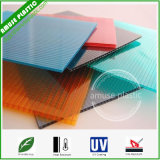 4mm Plastic Polycarbonate (PC) Sheet Polycarbonate Panel for DIY Greenhouse