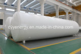 New Welded Steel Liquid Oxygen Nitrogen Argon Carbon Dioxide Tank