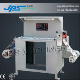 Jps-320in Label Sticker Paper Roll Inspection Machine/ Inspector Machine