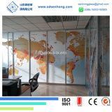 3/8 Digital Printing Decorative Stained Tempered Glass for Glass Sliding Door