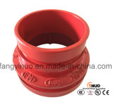 FM/UL/Ce Approved Grooved Reducer for Fire Fighting Systems-1nuo Brand