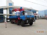 12tons Big Telescopic Boom Truck Mounted-Crane