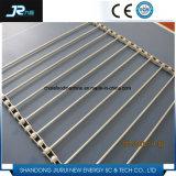 Smooth Running SUS Wire Rope Linked Spiral Mesh Conveyor Belt