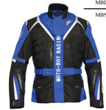 Mens Oxord Polyesterf Motorcycle Clothing with SGS BV (MB-T004J)