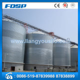 Bulk Storage Silo for Wheat Flour Mill