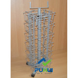 48 Pockets Spinning Counter Card Stand (PHC109)