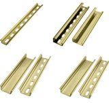 35*7.5mm Steel Copper Aluminum DIN Rail