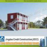 Multi-Storey Color Steel Prefabricated House Prices
