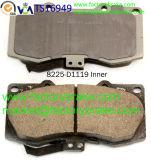 D1119-8225 Car Disc Brake Pad