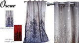100%Polyester Blackout Grommet Panel Curtain