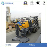 Underground Pipe Replacement Horizontal Directional Drilling Machine