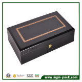 Lacquered Wooden Storage Multi Watch Box for 12 Watches