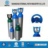 2014 New High Pressure Seamless Aluminum Gas Cylinder (LWH180-10-15)