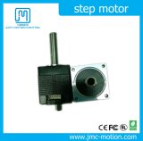 Size 20 Mm 2 Phase Stepper Motor Electric Hollow Shaft Threaded Shaft