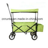 Multifunctional Shopping Cart Portable Folding Camping Trolley Case