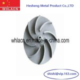 Stainless Steel Centrifugal Pump Impeller (Lost Wax Casting)
