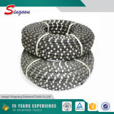 Diamond Wire Saw for Granite, Marble, Stone Mine, Machine Tools Cutting Beads Diamond Wire Saw for Quarry Stone