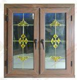 Energy! Saving Cherywood PVC Casement Window (BHP-CW11)