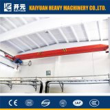 Electric Hoist Single Beam Overhead Crane with 16 Ton Capacity