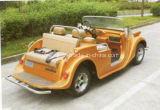 Battery 4 Passenger Electric Classic Car