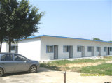 Prefabricated Light Steel Structure Residential House (KXD-CH10)